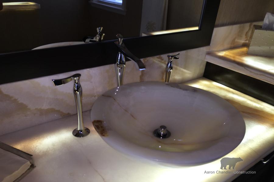 Aaron Chandler Construction Bathroom Remodeling