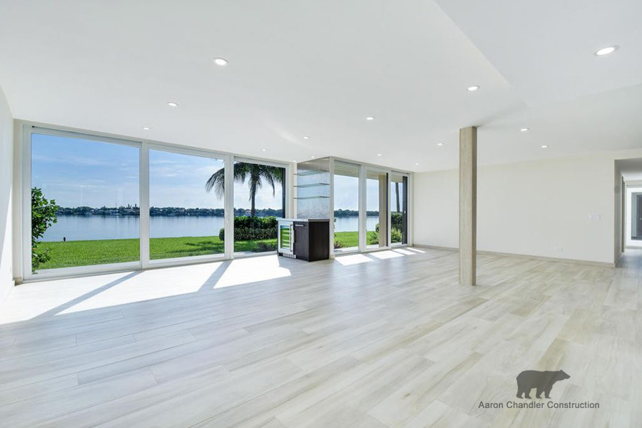 Aaron Chandler Construction Luxurious Condo And Home